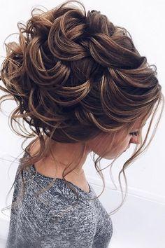 Best Elstile Wedding Hairstyles ❤ See more: http://www.weddingforward.com/elstile-wedding-hairstyles/ #weddingforward #bride #bridal #wedding