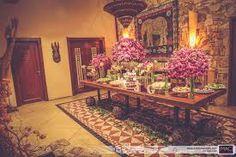 Resultado de imagem para decoração de casamento afrikan house