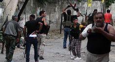 Lübnan Mülteci Kampında Çatışma - kureselajans.com-İslami Haber Medyası