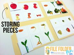 great photos!  Free sequencing cards