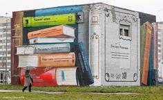 street art in St. Petersburg