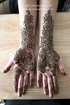 35 Mehndi designs (Easy and simple for brides and party)