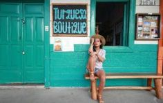 Turquesa Boutique, San Juan del Sur, Nicaragua – No, with some rare exceptions, you can't buy good clothes to buy here in San Juan Del Sur. If you are looking for clothing and you are in San Juan, I recommend going to Auric and Turquesa.
