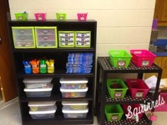 Have you been thinking about going to community supplies with your students' supplies? This post does a supers job of giving you tips for how to structure it.