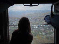 Trans Mongolian Railway Mongolia