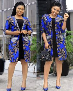 The most beautiful Ankara Styles in the world - African fashion Short African Dresses, African Fashion Designers, Latest African Fashion Dresses, African Print Dresses, African Print Fashion, Africa Fashion, African American Fashion, African Traditional Dresses, Shirt Tutorial