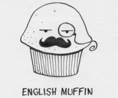 Lovely muffin!