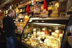 My travel list: The Wisconsin Cheese Tour - the best sights, stops, tastes and tours for a culinary journey. Use one of these two itineraries as a starting point and begin your taster's tour across Wisconsin.