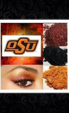 Make your favorite football game eyes with Younique Pigments Get them here. https://www.youniqueproducts.com/tamtam/products/view/US-1011-00#.VAfuAdm9LCQ