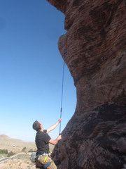 Clip Stick Trekking Pole for rock climbers Climbers, Trekking, Rock, Outdoor Decor, Sports, Hs Sports, Skirt, Locks, The Rock