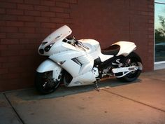 Sweet white custom ZX14