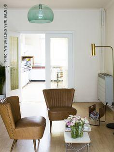 Binnenkijken bij… Kim en Ben en hun rijhuis van de jaren dertig in Hasselt #huisbezoek #binnenkijken #IKEAxCoffeeklatch