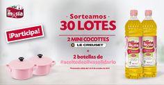 ¡Gana un LOTE de productos Le Creuset & La Masía!