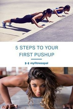 Try these beginner variations to help you build up strength to do a classic pushup.