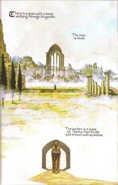 The Sandman: Endless Nights  Chapter 7: Destiny - Endless Nights