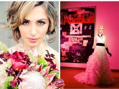 photographer: truelovephoto.com  published in : ourweddingmagazine.com  hair: tinaromom.com  make-up: brushworxmakeup.com  stylist : Sarah Kreutz