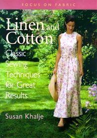 Linen And Cotton - Susan Khalje (Signed)