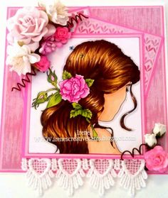 Rosarna from Sweet Pea Stamps.