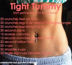 Twitter / FIatTummyTips: The Ultimate tight tummy ...