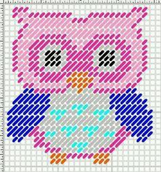 OWL WALL DECOR 4/5