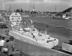 1953 Tobacco Festival by The Library of Virginia, via Flickr