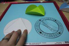 Ju2Framboise: TuTo : Un mobile de globes de papier