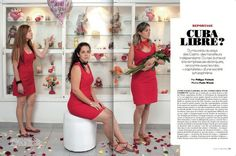 """Paolo Woods' photographs """"Cuba Libre"""" for Elle"""