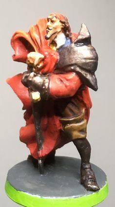 Mercenaries Brute Leopold, the Cleaver of Cordova (Rum and Bones) #rumandbones