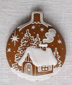 Christmas Sugar Cookies, Christmas Sweets, Christmas Minis, Christmas Goodies, Christmas Baking, Fancy Cookies, Royal Icing Cookies, Cupcake Cookies, Gingerbread Decorations