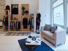 Levi's showroom by FormRoom, London – UK » Retail Design Blog