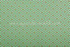 Printed Spandex (Green /Brown/Multi)