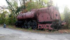 Old Steam Locomotives | Fall, Foliage, Fun, and Photos – 10-25-2010 | Rebel Cruzer