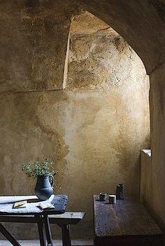 Italy - Abruzzo Detail at Albergo Diffuso Sextantio - Santo Stefano di Sessanio village