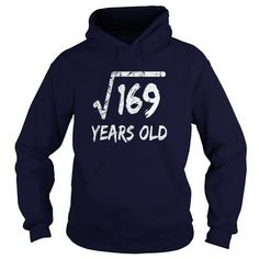 Square Root Of 169 13 Years Old 13th Birthday - Mens Premium T-Shirt  #gift #ideas #Popular #Everything #Videos #Shop #Animals #pets #Architecture #Art #Cars #motorcycles #Celebrities #DIY #crafts #Design #Education #Entertainment #Food #drink #Gardening #Geek #Hair #beauty #Health #fitness #History #Holidays #events #Home decor #Humor #Illustrations #posters #Kids #parenting #Men #Outdoors #Photography #Products #Quotes #Science #nature #Sports #Tattoos #Technology #Travel #Weddings #Women