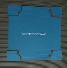 Heute habe ich für euch eine bebilderte Anleitung für einen Bilderrahmen aus Papier. Auch Shadowbox oder Shadowframe genannt. Die Anleitung ist kostenlos!