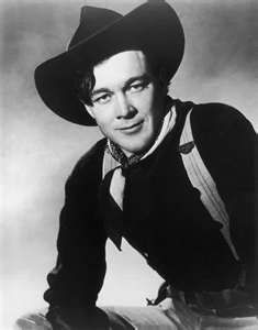 """Ben """"Son"""" Johnson, Jr. was an American Academy Award-winning film actor mainly cast in Westerns in the 1940s and 1950s. He was a frequent guest star on Gunsmoke. He was also a world champion rodeo cowboy, stuntman, and rancher. Wikipedia Born: June 13, 1918, Foraker, Oklahoma, United States Died: April 8, 1996, Mesa, Arizona, United States. #JAK"""