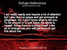 Refuge Reflections is a daily program designed for INFJs and their beloved to step away from life, reflect, and connect with sentiments from a kindred soul. For our entire collection, please visit our 'Refuge Reflections' album, via 'Photos'.