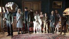 [ 怪奇孤兒院 │ Miss Peregrine's Home for Peculiar Children ]