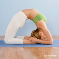 Yoga Journal - King Pigeon Pose: challenge pose