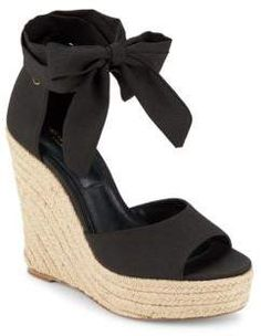 2ecdd405ed52 Embry Ankle Wrap Wedge Sandals - Michael Kors Wedges