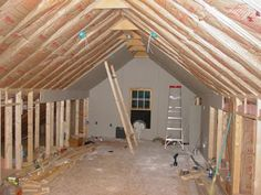 Finishing The Attic I D Love To Finish Ours Room Above Garage
