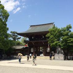 寒川神社キャワワ by koyabukazutoyo_shinkigeki