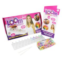 Friendship Loom Bands Jewellery Maker Rubber Band Friendship Bracelets