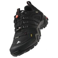ADIDAS TERREX FAST X GTX, CINDER/BLACK/CORE - Tactical Distributors- Tactical Gear: