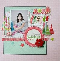 A Project by Zoe81 from our Scrapbooking Gallery originally submitted 12/05/11 at 11:48 AM