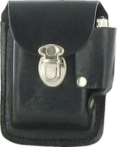 Leather Cigarette Case with belt loop $4.99 shipping & FREE shipping on orders over $59