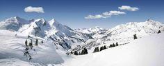 Obertauern liegt in 1738 Metern Höhe im Südosten des Bundeslandes Salzburg am...