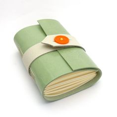 cute leather journal...