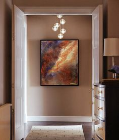 Abstract Art Original Abstract Painting Resin Art Painting