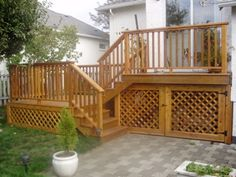 Under Deck Design, Pictures, Remodel, Decor and Ideas - page 3